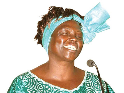 Know your heroes: Wangari Maathai
