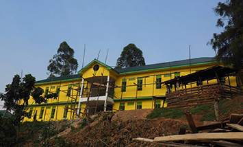Child Africa school in Kabale