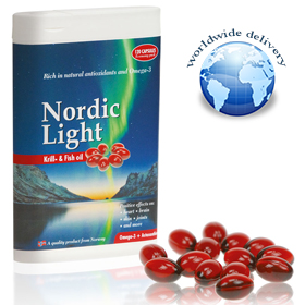 Norwegian Omega 3 - Wild fish and krill
