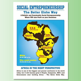 Book: SOCIAL ENTREPRENEURSHIP The Better Globe Way