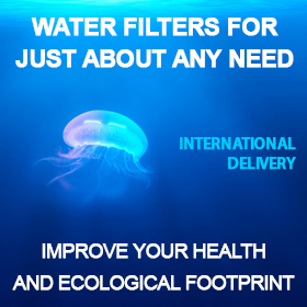 Improve your health and ecological footprint with a water filter