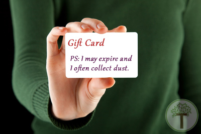 Instead of Gift Card